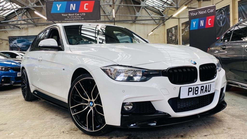 USED 2015 P BMW 3 SERIES 3.0 335d M Sport Auto xDrive (s/s) 4dr PERFORMANCEKIT+20S+PRIVACY