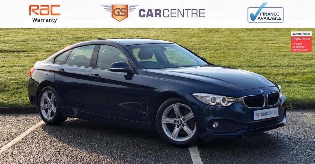 USED 2015 65 BMW 4 SERIES 2.0 420d SE Gran Coupe (s/s) 5dr Reverse Cam+Heated Wheel