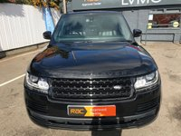 USED 2015 15 LAND ROVER RANGE ROVER 3.0L TDV6 VOGUE SE 5d AUTO 255 BHP GREAT SPEC, FULL LANDROVER HIS