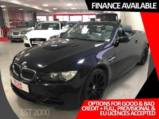 2008 08 BMW M3 4.0 M3 2d 414 BHP