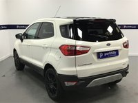 USED 2017 67 FORD ECOSPORT 1.0 TITANIUM S 5d 125 BHP (ONE OWNER - PRIVACY GLASS)
