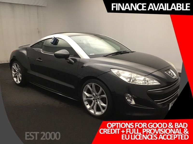 USED 2011 11 PEUGEOT RCZ 2.0 HDI GT 2d 163 BHP * HEATED & ELECTICALLY OPERATED LEATHER SEATS WITH MEMORY FUNCTION *