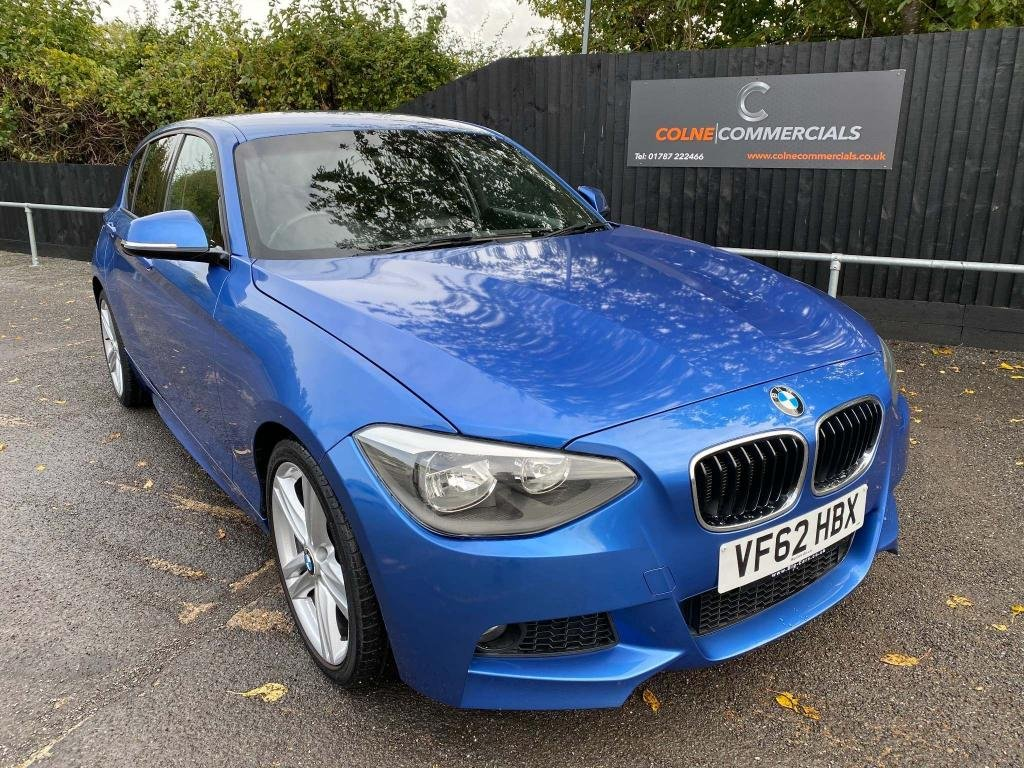 USED 2012 62 BMW 1 SERIES 1.6 118i M Sport Sports Hatch 5dr **BEAUTIFUL SPORTY HATCHBACK**