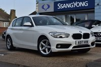 USED 2017 17 BMW 1 SERIES 1.5 116D SE 5d 114 BHP AVAILABLE FOR ONLY £260 PER MONTH WITH £0 DEPOSIT