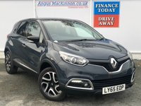 USED 2015 65 RENAULT CAPTUR 0.9 DYNAMIQUE S NAV TCE 5d Petrol Manual Family SUV. Recent Service plus MOT New Brakes & New Wipers now Ready to Finance and Drive Away Today UNIQUE FAMILY SUV WITH FANTASTIC SPEC, ONE FORMER OWNER AND A GOOD SERVICE HISTORY