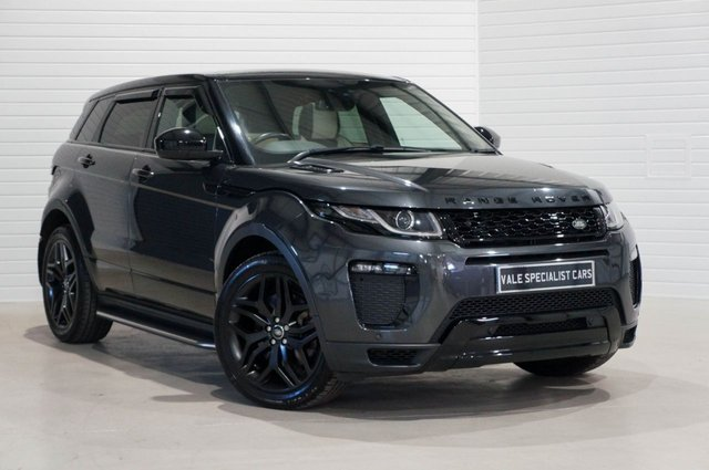 2017 67 LAND ROVER RANGE ROVER EVOQUE 2.0 SD4 HSE DYNAMIC 5d 240 BHP - BLACK PACK - SAT NAV
