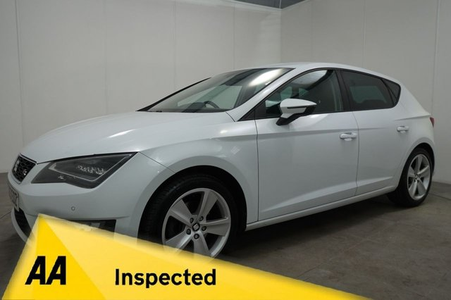 SEAT LEON at Peter Scott Cars