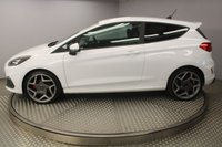 USED 2019 19 FORD FIESTA 1.5 ST-3 3d 198 BHP SAT/NAV, REVERSE CAMERA, HEATED SEATS AND STEERING WHEEL, DAB, BLUETOOTH..