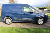 USED 2016 16 FORD TRANSIT CONNECT 1.5 200 TREND P/V 74 BHP New Arrival Ford Connect Trend New Tyres 3 Month Warranty Included Beautiful Blue June 2021 MOT