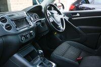 USED 2014 14 VOLKSWAGEN TIGUAN 2.0 ESCAPE TDI BLUEMOTION TECH 4MOTION DSG 5d AUTO 138 BHP