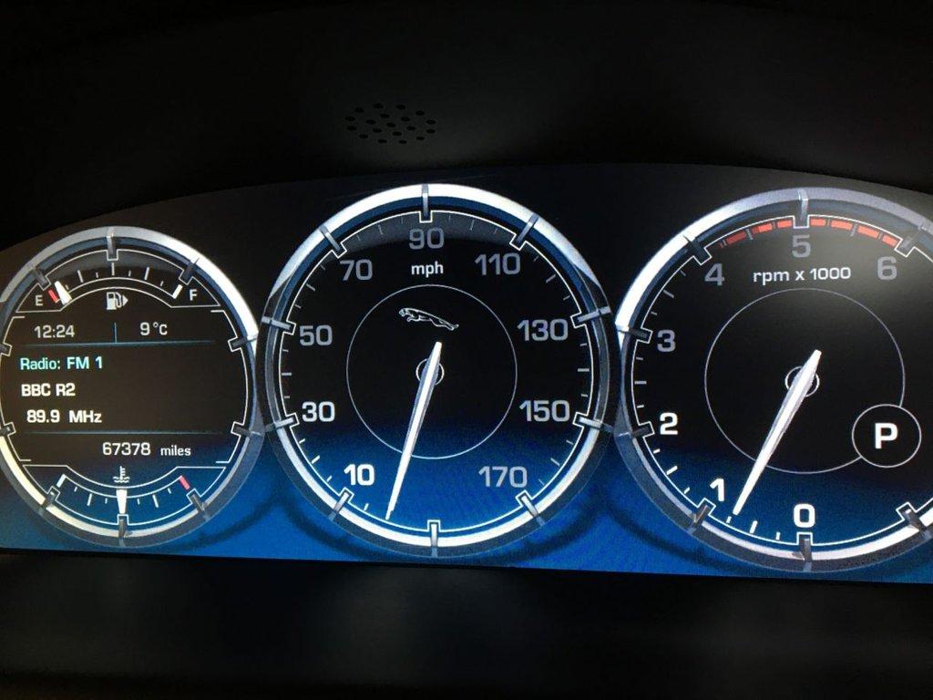 USED 2011 11 JAGUAR XJ 3.0 D V6 PREMIUM LUXURY SWB 4d 275 BHP