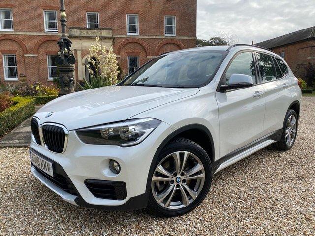 2018 18 BMW X1 2.0 XDRIVE20D SPORT 5d 188 BHP