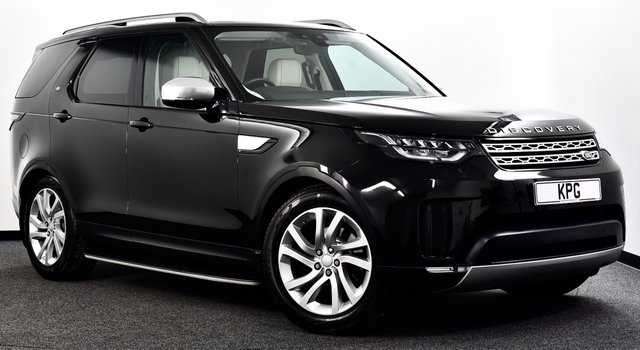 USED 2017 17 LAND ROVER DISCOVERY 2.0 SD4 HSE Auto 4WD (s/s) 5dr £4k Extra's, Pan Roof, Privacy