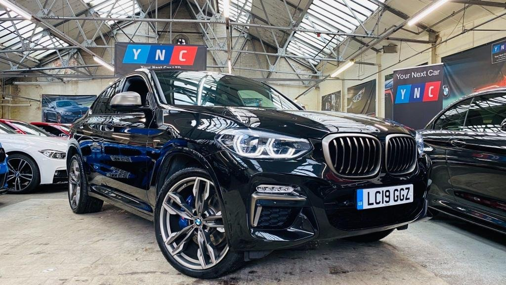 USED 2019 19 BMW X4 3.0 M40i Auto xDrive (s/s) 5dr MPACK+21S+ADAPTIVELEDS!