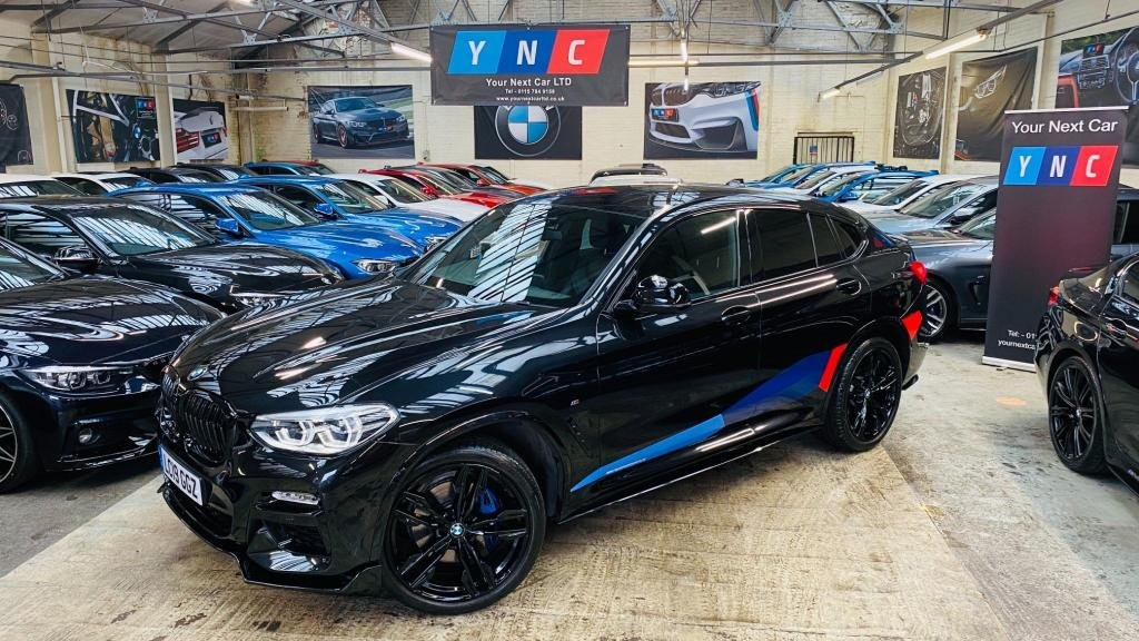 USED 2019 19 BMW X4 3.0 M40i Auto xDrive (s/s) 5dr MPACK+21S+ADAPTIVELEDS!