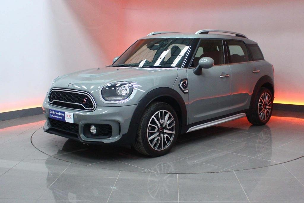 USED 2019 69 MINI COUNTRYMAN 2.0 Cooper S Sport (s/s) 5dr NAVIGATION PLUS PACK - DAB