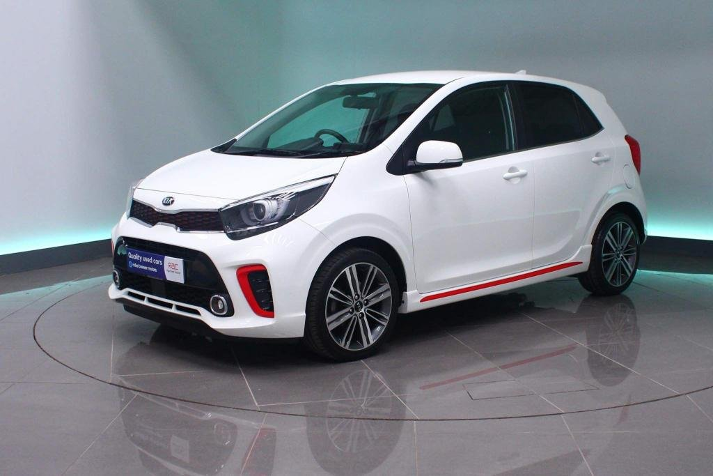 USED 2019 69 KIA PICANTO 1.25 GT-Line 5dr TINTED REAR GLASS-REAR CAMERA