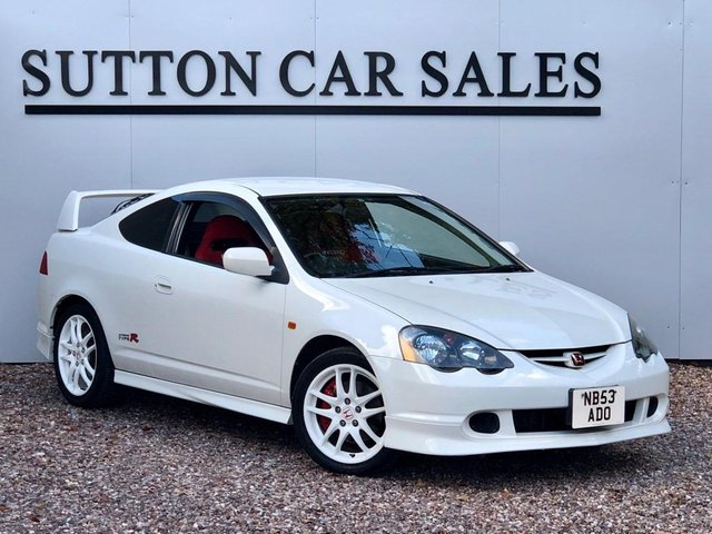 View our HONDA INTEGRA