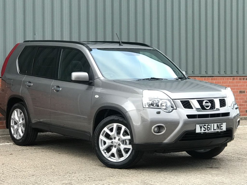 USED 2011 61 NISSAN X-TRAIL 2.0 TEKNA DCI  5d 171 BHP EXCELLENT LOW MILEAGE EXAMPLE