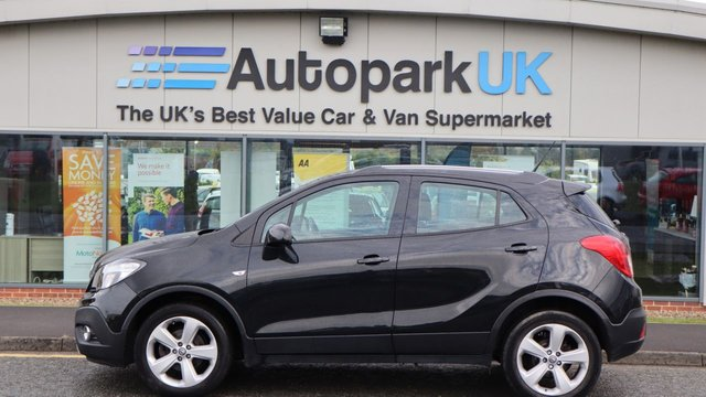 USED 2014 64 VAUXHALL MOKKA 1.7 TECH LINE CDTI S/S 5d 128 BHP . LOW DEPOSIT OR NO DEPOSIT FINANCE AVAILABLE . COMES USABILITY INSPECTED WITH 30 DAYS USABILITY WARRANTY + LOW COST 12 MONTHS USABILITY WARRANTY AVAILABLE FOR ONLY £199 (DETAILS ON REQUEST). ALWAYS DRIVING DOWN PRICES . BUY WITH CONFIDENCE . OVER 1000 GENUINE GREAT REVIEWS OVER ALL PLATFORMS FROM GOOD HONEST CUSTOMERS YOU CAN TRUST .