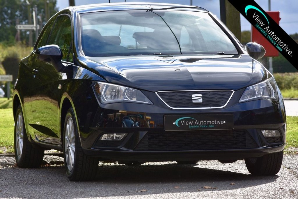 USED 2016 16 SEAT IBIZA 1.0 ECOTSI SE 3d 94 BHP