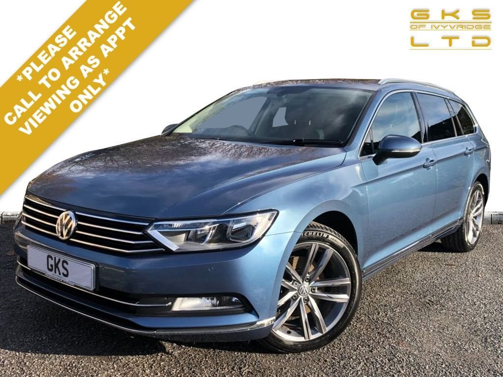 USED 2017 17 VOLKSWAGEN PASSAT 2.0 GT TDI BLUEMOTION TECHNOLOGY 5d 148 BHP ** NATIONWIDE DELIVERY AVAILABLE **