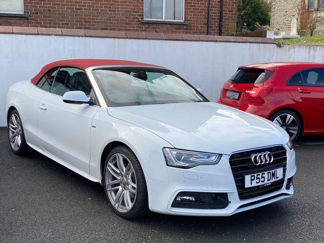 2015 P AUDI A5 2.0 TDI S LINE SPECIAL EDITION START/STOP 2d 148 BHP