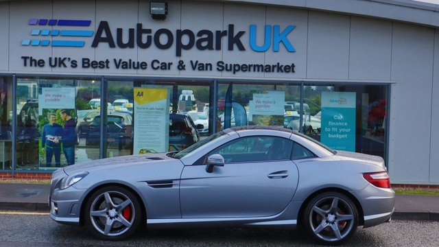 USED 2013 63 MERCEDES-BENZ SLK 2.1 SLK250 CDI BLUEEFFICIENCY AMG SPORT 2d 204 BHP . LOW DEPOSIT OR NO DEPOSIT FINANCE AVAILABLE . COMES USABILITY INSPECTED WITH 30 DAYS USABILITY WARRANTY + LOW COST 12 MONTHS USABILITY WARRANTY AVAILABLE FOR ONLY £199 (DETAILS ON REQUEST). ALWAYS DRIVING DOWN PRICES . BUY WITH CONFIDENCE . OVER 1000 GENUINE GREAT REVIEWS OVER ALL PLATFORMS FROM GOOD HONEST CUSTOMERS YOU CAN TRUST .