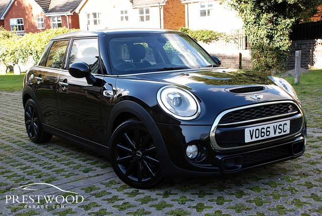 2016 66 MINI COOPER SD 2.0 COOPER SD [CHILI / MEDIA XL] 5 DOOR HATCHBACK [170 BHP]