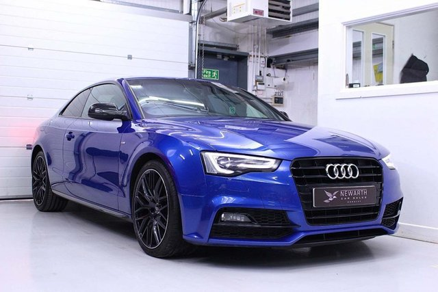 2015 65 AUDI A5 2.0 TDI Black Edition Plus Multitronic (s/s) 2dr