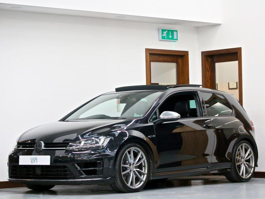 USED 2016 16 VOLKSWAGEN GOLF 2.0 TSI BlueMotion Tech R DSG 4MOTION (s/s) 3dr PAN ROOF +R/CAM +DYNAUDIO+ ACC
