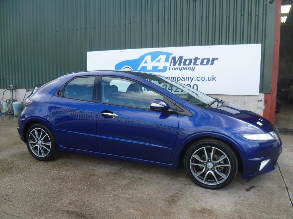 USED 2011 11 HONDA CIVIC 1.8 i-VTEC Si 5dr 5 DOOR, 2 PREVIOUS OWNERS