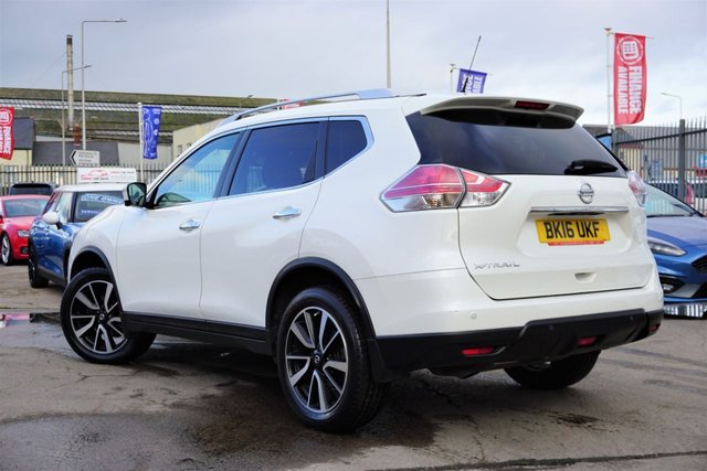 USED 2016 16 NISSAN X-TRAIL 1.6 DCI N-TEC 5d 130 BHP *ONE OWNER, GOOD EXAMPLE*