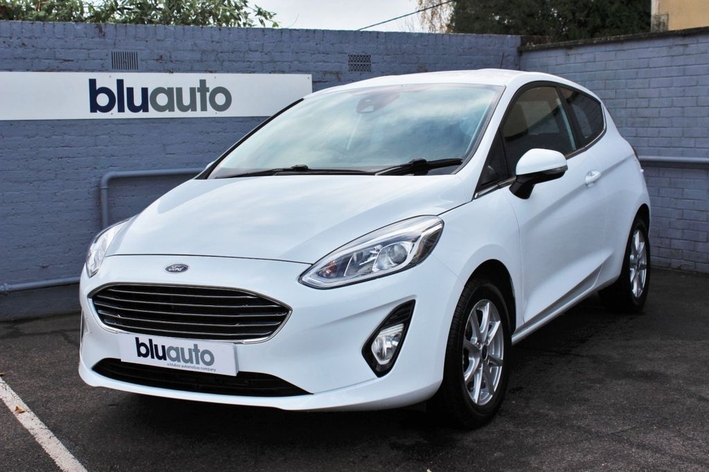 USED 2017 67 FORD FIESTA 1.1 ZETEC 3d 85 BHP Touch Screen multimedia, DAB, Bluetooth, Cruise Control, Voice Command
