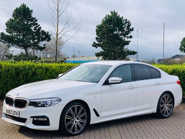 USED 2017 67 BMW 5 SERIES 3.0 540I XDRIVE M SPORT 4d 335 BHP