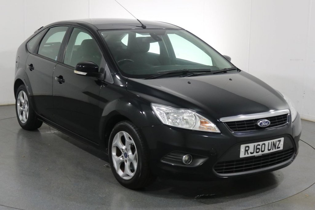 USED 2011 60 FORD FOCUS 1.6 SPORT 5d 99 BHP 2 OWNERS with 9 Stamp SERVICE HISTORY