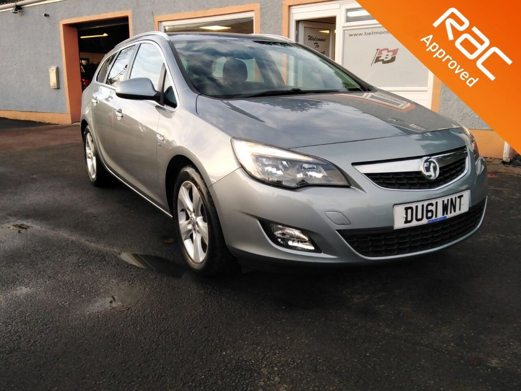 "USED 2011 61 VAUXHALL ASTRA 2.0 SRI CDTI S/S 5d 163 BHP 18"" Alloys, Air Con, Cruise Control"
