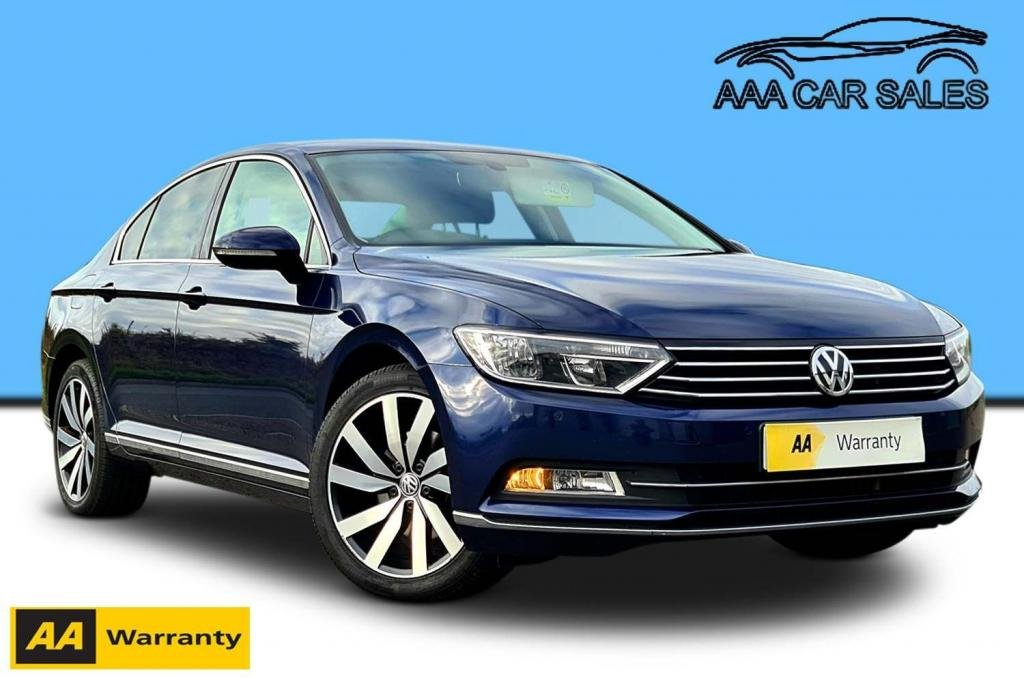USED 2015 15 VOLKSWAGEN PASSAT 2.0 TDI BlueMotion Tech GT (s/s) 4dr FULL SERVICE HISTORY.