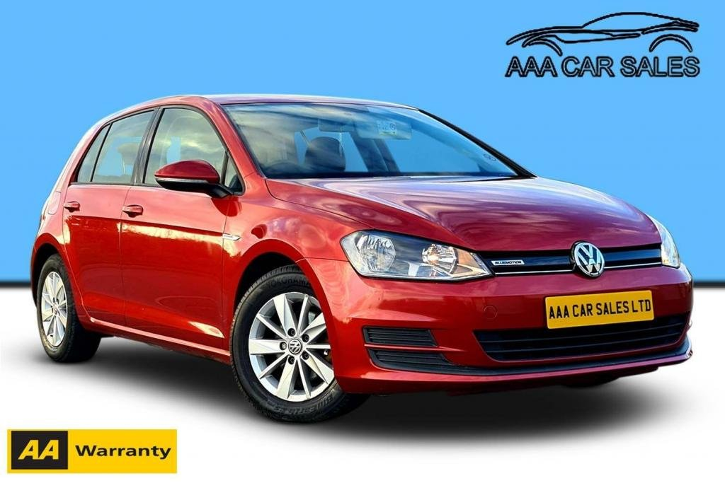 USED 2015 65 VOLKSWAGEN GOLF 1.6 TDI BlueMotion (s/s) 5dr £0 ROAD TAX,1 OWNER