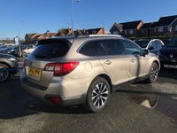 USED 2015 65 SUBARU OUTBACK 2.5i SE Premium 5dr Petrol AUTO Lineartronic with Unbelievable High Spec and Full Subaru Service History Fantastic Full Service History