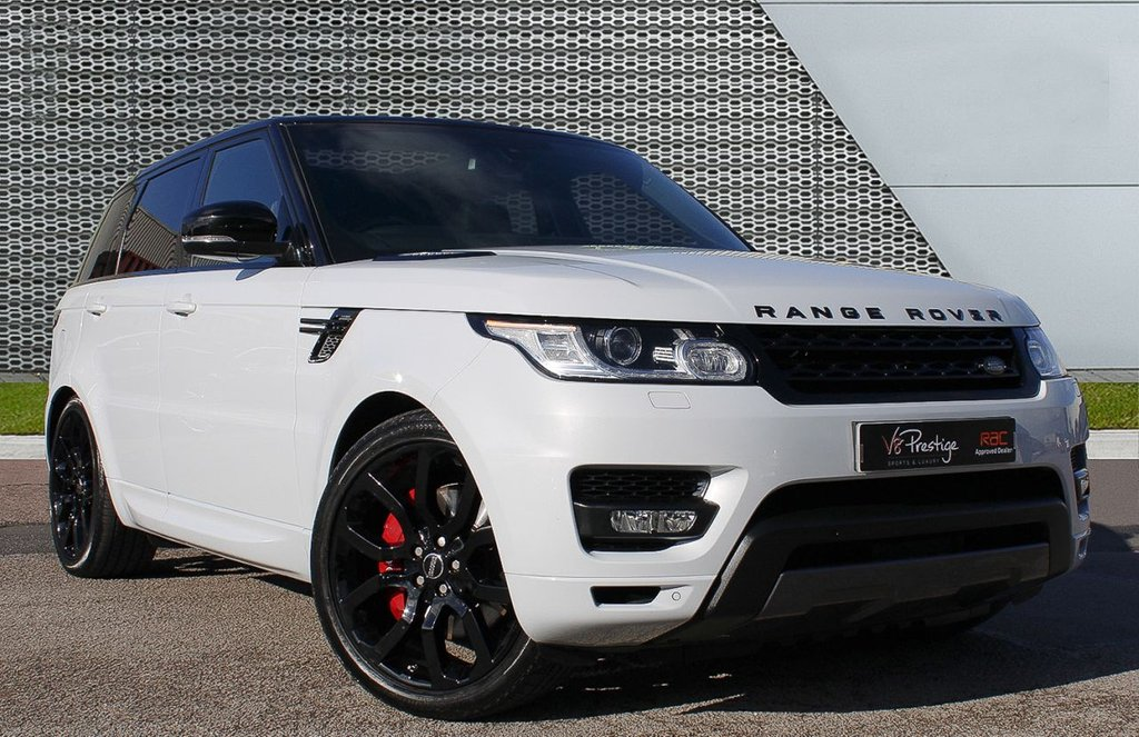 USED 2015 65 LAND ROVER RANGE ROVER SPORT 3.0 SDV6 HSE DYNAMIC 5d 306 BHP *AUTOBIOGRAPHY PACK/PAN ROOF*