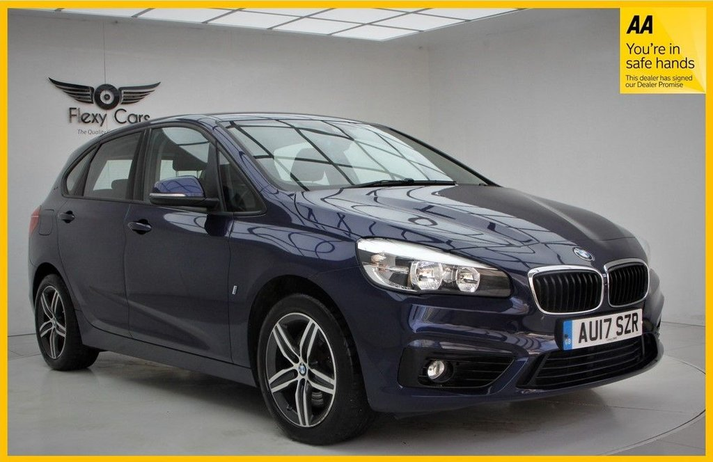 USED 2017 17 BMW 2 SERIES 1.5 225XE PHEV SPORT ACTIVE TOURER 5d 134 BHP