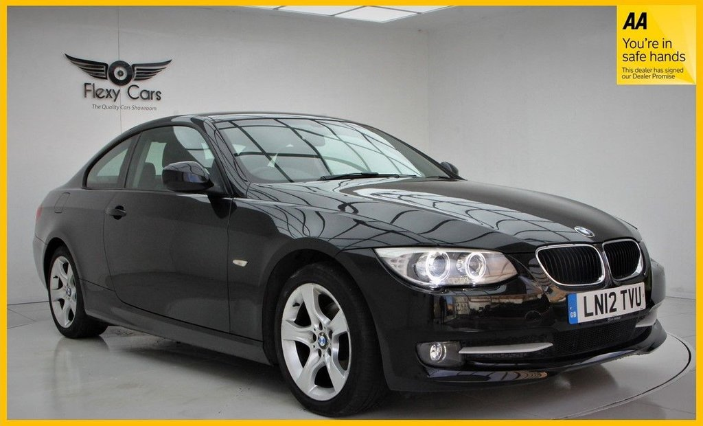 USED 2012 12 BMW 3 SERIES 2.0 320I SE 2d 168 BHP
