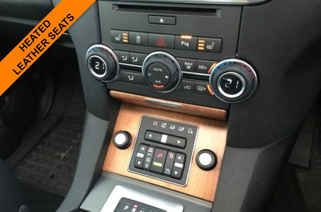 USED 2012 12 LAND ROVER DISCOVERY 3.0 4 SDV6 HSE 5d 255 BHP NEW TIMING BELT OCTOBER 2020 - 12 MONTH MOT OCT 2021 - HEATED LEATHER SEATS WITH DRIVER MEMORY - REAR VIEW CAMERA - FRESH SERVICE OCT 2020 - 2 KEYS