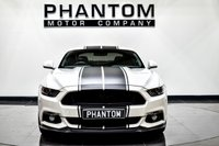 USED 2018 18 FORD MUSTANG 5.0 SHADOW EDITION 2d 410 BHP