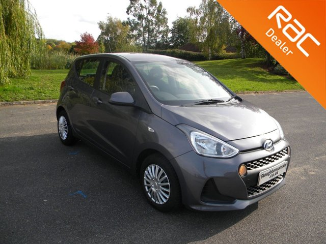 USED 2018 18 HYUNDAI I10 1.0 SE 5d 65 BHP BY APPOINTMENT ONLY - Still Under Hyundai Warranty, Cheap Insurance Group, Bluetooth, DAB, Cruise Control