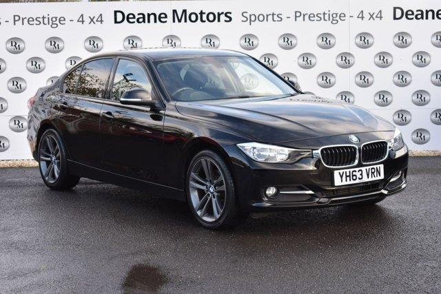 2013 63 BMW 3 SERIES 2.0 320D SPORT 4d 184 BHP