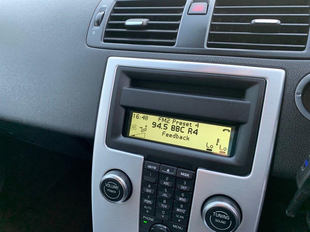 USED 2012 12 VOLVO C30 2.0 SE LUX 3d 143 BHP