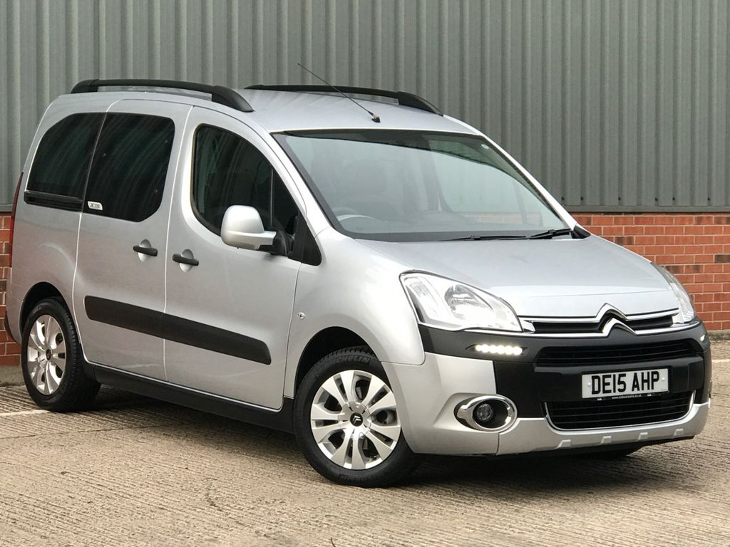 USED 2015 15 CITROEN BERLINGO MULTISPACE 1.6 HDI XTR 5d 91 BHP YES ONLY 10000 MILES