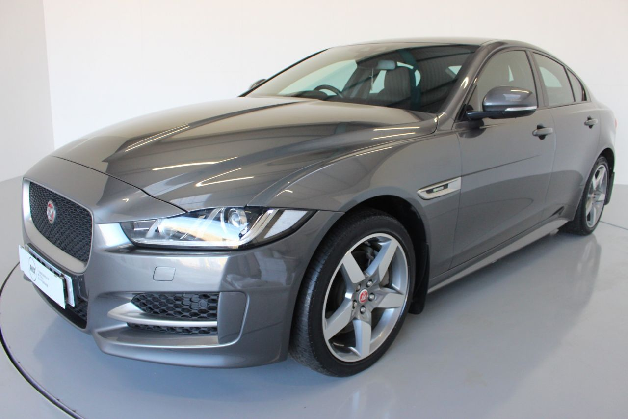 Used JAGUAR XE for sale